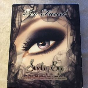 NEW Too Faced Smokey Eye palette